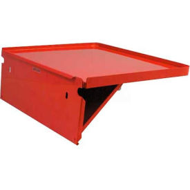 8004 Sunex Tools 8004 Red Side Work Bench for 8013A Tool Cart