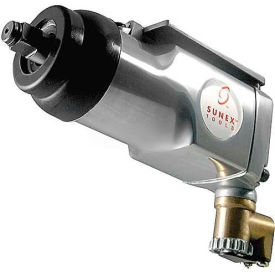 "SX111 Sunex; Tools SX111, Palm Grip Impact Wrench, 3/8"" Drive, 60 ft. lbs, 4 CFM, 1/4"" Inlet"