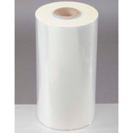 "polyolefin shrink film 16""w x 5,250l 50 gauge clear, hi-slip maximum optics Polyolefin Shrink Film 16""W x 5,250L 50 Gauge Clear, Hi-Slip Maximum Optics"