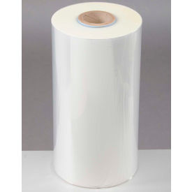 "polyolefin shrink film 30""w x 1,750l150 gauge clear, high-flexibility anti-fog"
