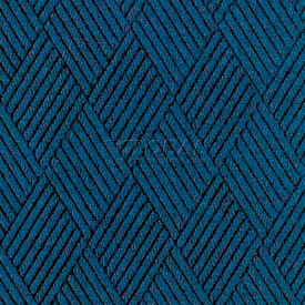 "2165214000 Waterhog Classic Carpet Tile 2165214000, Diamond, 18""L X 18""W X 1/4""H, Dark Brown, 12-PK"