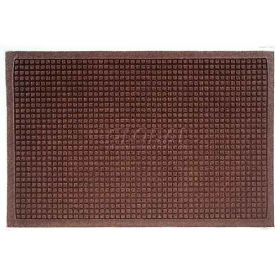 280520034 Waterhog Fashion Mat - Dark Brown 3 x 4