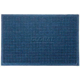 280560412 Waterhog Fashion Mat - Med Blue 4' x 12'