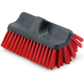 "535 Libman Commercial Brush Head Wash Brush, 10"" x 6"" - 535"