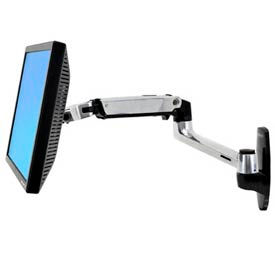 45-243-026 Ergotron; LX Wall Mount LCD Arm