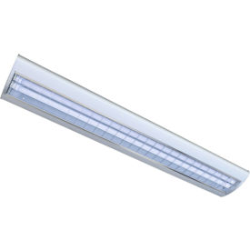 straits 13071555 suspended streamline led fixture, 4ft, 40w, 5000k, 4600 lumens, lamps included Straits 13071555 Suspended Streamline LED Fixture, 4ft, 40W, 5000K, 4600 Lumens, Lamps Included