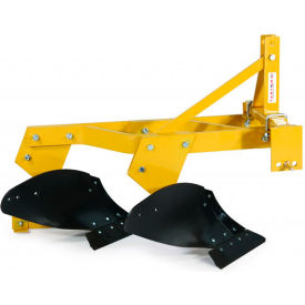 "tarter farm & ranch 3-point 2 bottom turning plow 2bp - 14"" yellow Tarter Farm & Ranch 3-Point 2 Bottom Turning Plow 2BP - 14"" Yellow"