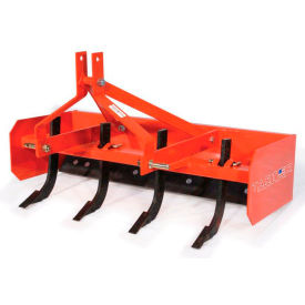 tarter farm & ranch 3-point 4 box blade sc bbsc4 - orange Tarter Farm & Ranch 3-Point 4 Box Blade Sc BBSC4 - Orange