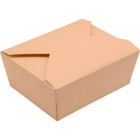 total papers eco-friendly to go box, 30 oz., biodegradable, bamboo fiber, 450 pcs. Total Papers Eco-Friendly To Go Box, 30 oz., Biodegradable, Bamboo Fiber, 450 pcs.