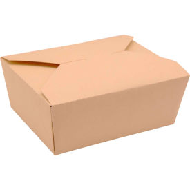 total papers eco-friendly to go box, 48 oz., biodegradable, bamboo fiber, 300 pcs. Total Papers Eco-Friendly To Go Box, 48 oz., Biodegradable, Bamboo Fiber, 300 pcs.
