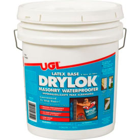 drylok waterproofer latex base, white 5 gallon pail - 27515 DRYLOK Waterproofer Latex Base, White 5 Gallon Pail - 27515