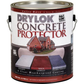 drylok® latex base concrete protector with saltlok gallon - 29913 DRYLOK® Latex Base Concrete Protector with SALTLOK Gallon - 29913