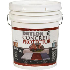 drylok® latex base concrete protector with saltlok 5 gallon - 29915 DRYLOK® Latex Base Concrete Protector with SALTLOK 5 Gallon - 29915