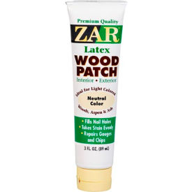 zar® wood patch neutral 3 oz. ZAR® Wood Patch Neutral 3 oz.