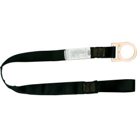 10042794 MSA Point Guard; 4 Concrete Anchor Strap, w/D-Ring, 10042794