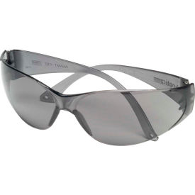 697515 MSA 697515 Arctic Frameless Safety Glasses, Gray Lens, 1 Each