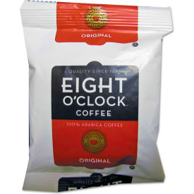 eight oclock original ground coffee fraction packs, 1.5 oz, 42/carton Eight OClock Original Ground Coffee Fraction Packs, 1.5 oz, 42/Carton