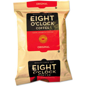 eight oclock regular ground coffee fraction packs, original, 2 oz, 42/carton Eight OClock Regular Ground Coffee Fraction Packs, Original, 2 oz, 42/Carton