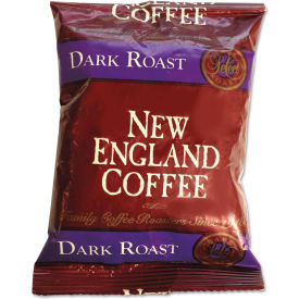 new england® coffee coffee portion packs, french dark roast, 2.5 oz pack, 24/box New England® Coffee Coffee Portion Packs, French Dark Roast, 2.5 oz Pack, 24/Box