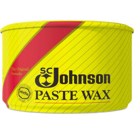 sc johnson® paste wax, multi-purpose floor protector, 16 oz. tub, 6 tubs - 000203 SC Johnson® Paste Wax, Multi-Purpose Floor Protector, 16 oz. Tub, 6 Tubs - 000203