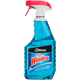 windex glass cleaner with ammonia-d, 32 oz. bottle, 12 bottles - 695155 Windex Glass Cleaner with Ammonia-D, 32 oz. Bottle, 12 Bottles - 695155