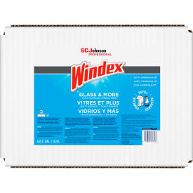 windex glass cleaner with ammonia-d, 5 gallon box - 696502 Windex Glass Cleaner with Ammonia-D, 5 Gallon Box - 696502
