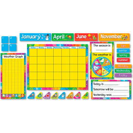 "trend® year around calendar bulletin board set, 22"" x 17"" TREND® Year Around Calendar Bulletin Board Set, 22"" x 17"""