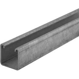 "unistrut 1-5/8"" x 1-5/8"" x 10 ft solid framing channel p100010pl, 12 gauge Unistrut 1-5/8"" X 1-5/8"" X 10 Ft Solid Framing Channel P100010pl, 12 Gauge"