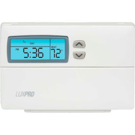 lux low voltage digital 5/2-day programmable thermostat psp511lc - 1 stage heat and cool 24 vac LUX Low Voltage Digital 5/2-Day Programmable Thermostat PSP511LC - 1 Stage Heat and Cool 24 VAC
