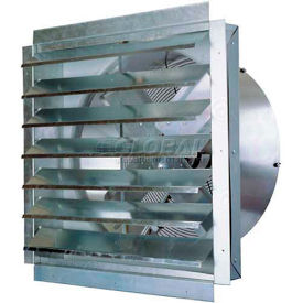 "IF36 MaxxAir; 36"" Heavy Duty Exhaust Fan With Integrated Shutter IF36 9000 CFM"