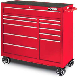PCA-4111RD Waterloo PCA-4111RD 11-Drawer Cabinet - Red