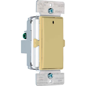 legrand® drd2-i in-wall rf incandescent dimmer 600w, ivory Legrand® DRD2-I In-Wall RF Incandescent Dimmer 600W, Ivory