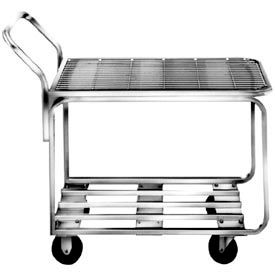 9000-STK4 Winholt; Chrome Stocking & Marking Cart 9000-STK4