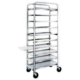 AL-1812B Winholt AL-1812B, All Welded Aluminum Pan Cart, 12 Pans, 18""