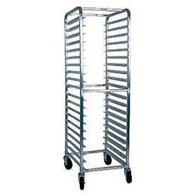 "AL-1820B Winholt All Welded Pan Rack, Aluminum, Capacity 20 Pans, 18"" Depth"