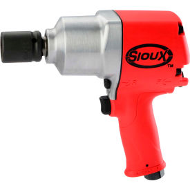 "sioux tools 3/4"" square drive impact w/ring detent anvil max torque 1050 ft-lbs Sioux Tools 3/4"" Square Drive Impact w/ring detent anvil max torque 1050 ft-lbs"