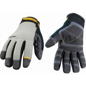05-3080-70-XL General Utility Gloves - General Utility Plus lined w/ KEVLAR; - Extra Large