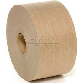 holland hi tech reinforced water activated tape 72mm x 375 5 mil tan Holland Hi Tech Reinforced Water Activated Tape 72mm x 375 5 Mil Tan