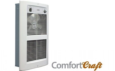 LPW2045T-S2-WD-R LPW SERIES 2 WALL HEATER, 208V 4500W, WHITE DOVE