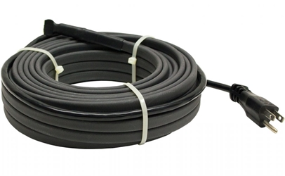 SRP126-62 SRP SELF-REGULATING PRE-ASSEMBLED CABLE 62.5 FT 120V 405W