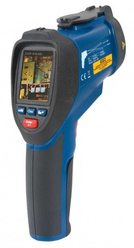 R2020 Dual Laser Video Infrared Thermometer R2020, Thermometer, Hand Tools, Testers, Meters, Dual Laser, Video Thermometer, Infrared Thermometer