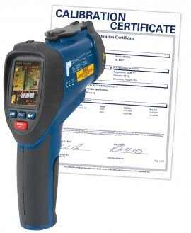 R2020-NIST Dual Laser Video Infrared Thermometer R2020, Thermometer, Hand Tools, Testers, Meters, Dual Laser, Video Thermometer, Infrared Thermometer