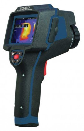 Thermal Imaging Camera, 19,200 Pixels (160 x 120) R2100, Hand Tools, Testers, Meters, Thermal Imaging, Thermal Imaging Camera