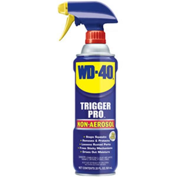 WD-40? Trigger Pro? Can