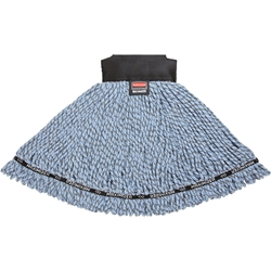 1924812RM Rubbermaid® Maximizer Microfiber Blend Mop, Blue, 1/Each