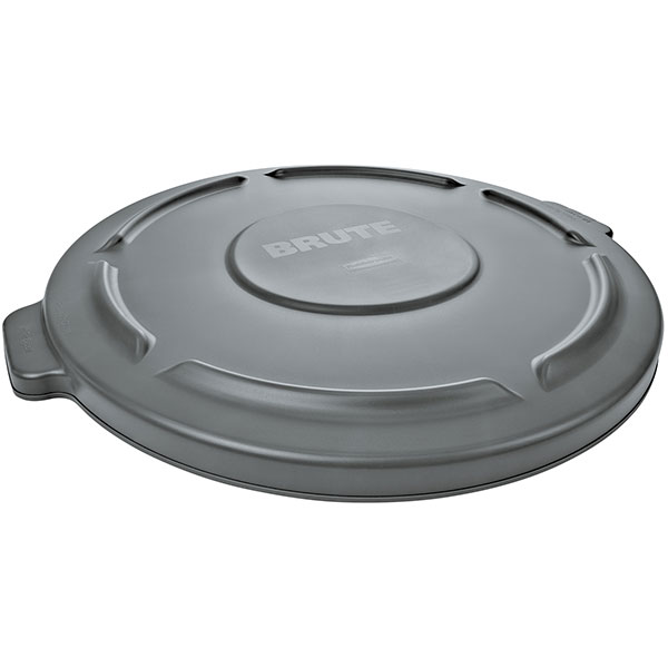 Rubbermaid® Brute® Container Lid (Fits 32 gal Container), Gray