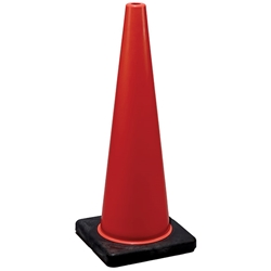 "DW Series Traffic Cone, 28"", 7 lb"