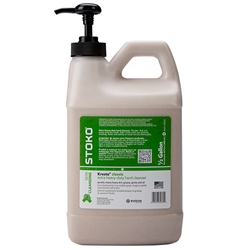 Deb Group Kresto® Extra Heavy Duty Cleanser, 0.5 gal Pump Bottle, 4/Case