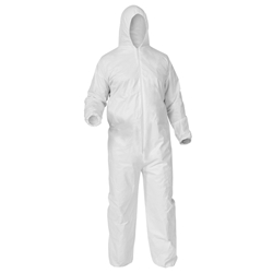 38938KC2 KleenGuard* A35 Liquid & Particle Protection Coveralls