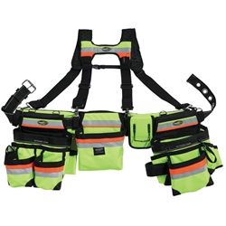 Bucket Boss® 3-Bag Framers Rig